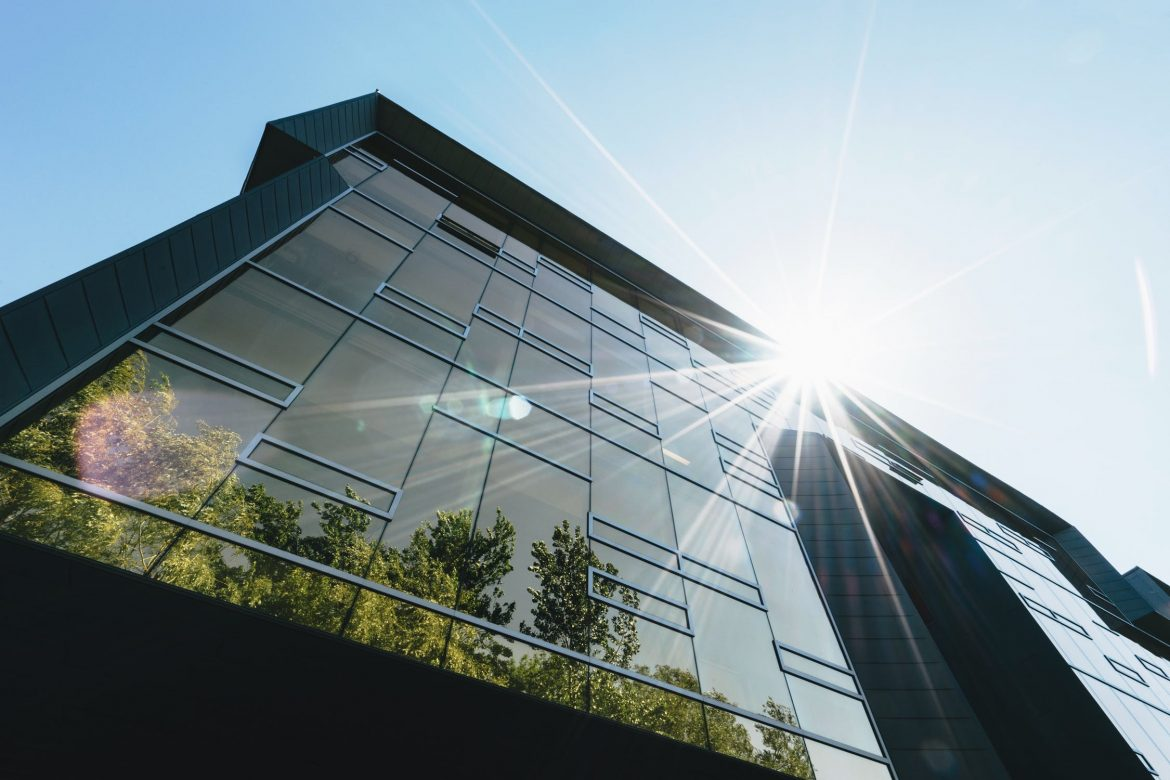 Reduce Operating Costs and Adopt Green Building Tech with Window Film - Wilmington, North Carolina