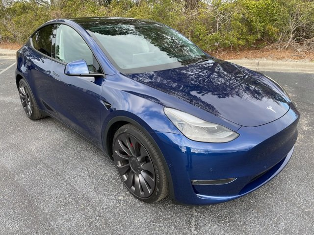 Tesla Paint Protection Film Specialists in Wilmington, North Carolina
